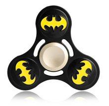 Fidget Spinner Kovový Fidget Spinner One Piece Batman černý