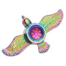 Fidget Spinner Kovový Fidget Spinner Orel Rainbow