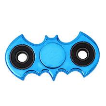 Fidget Spinner Lesklý Fidget Spinner Batman modrý