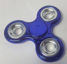 Fidget Spinner Lesklý klasický Fidget Spinner modrý