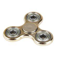 Fidget Spinner Lesklý klasický  Fidget Spinner zlatý