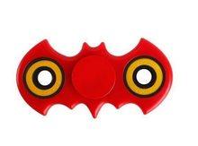Fidget Spinner Originální fidget spinner Batman červený