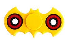 Fidget Spinner Originální fidget spinner Batman žlutý