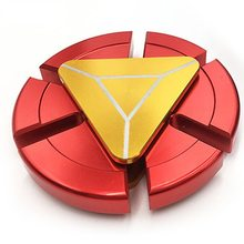 Fidget Spinner Originální Fidget Spinner Iron Man Metal
