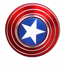 Fidget Spinner Originální Fidget Spinner Kapitan Amerika Metal