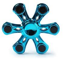 Fidget Spinner Originální Fidget Spinner Modrá kytka