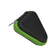 Fidget Spinner Pouzdro na Fidget Spinner černý se zeleným