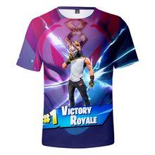 Fortnite Elastické tričko Fortnite Victory - S
