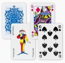Fun Kids Hrací karty - Canasta papír