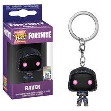 Funko Funko POP Keychain: Fortnite S2 - Raven