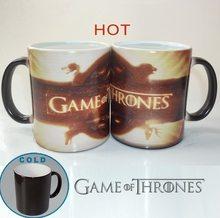 Game of Thrones Magický hrnek Brown