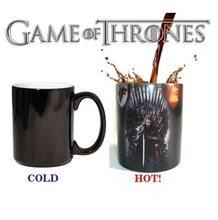 Game of Thrones Magický hrnek Železný trůn