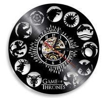 Game of Thrones Nástěnné hodiny Hra o trůny 105