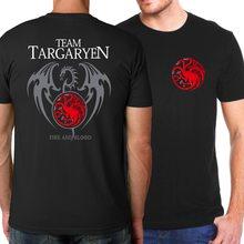 Game of Thrones Pánské trčko Hra o Trůny Targaryen
