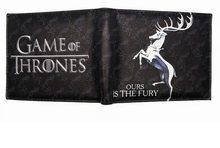 Game of Thrones Peněženka Hra o Trůny Baratheon White