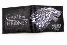 Game of Thrones Peněženka Hra o trůny Stark White