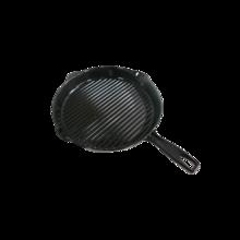 GENERAL Grilovací pánev Noral - kulatá 30 cm černá