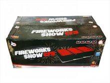 GENERAL Kompaktní Ohňostroj Fireworks Show 175ran / 30 a 50 mm