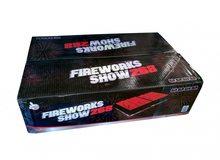 GENERAL Kompaktní ohňostroj Fireworks Show 268ran / 20 mm