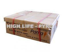 GENERAL Kompaktní ohňostroj SHOW BOX XIII. 288ran / 20mm