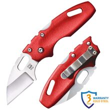 GENERAL Mini Tuff Lite Plain Edge Red