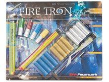 GENERAL Pyro světlice Fire Tron set 46ks