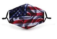 GENERAL Univerzální filtrační rouška s výměnnými filtry USA