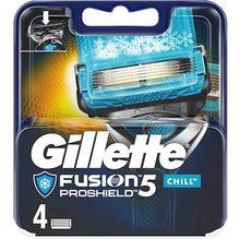 Gillette Gillete Fusion5 Proshield Chill 4 ks