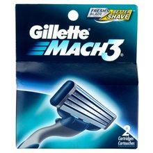 Gillette Gillette Mach 3  2ks