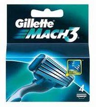 Gillette Gillette Mach 3  4ks
