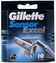 Gillette Gillette Sensor Excel 10ks