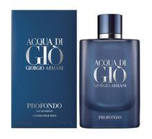 Giorgio Armani Giorgio Armani Acqua di Gio Profondo parfémovaná voda Pro muže 75ml
