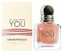 Giorgio Armani Giorgio Armani Emporio Armani In Love With You parfémovaná voda Pro ženy 50ml