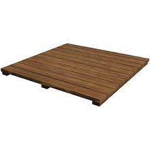 Big Green Egg Expansion Frama Inserts-Výplně pro nástavbový rám stolu-Výplň z akátovéh dřeva