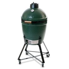 Big Green Egg Gril Big Green Egg MEDIUM, s pojízdným stojanem