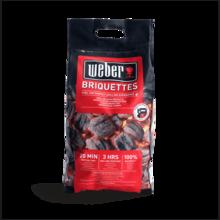 Weber Brikety 4 kg, Weber 17590