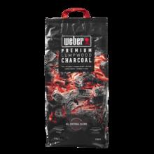 Weber Dřevěné uhlí Premium Lumpwood, 5 kg, Weber