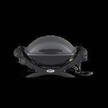 Weber Elektrický gril Weber Q 1400, tmavě šedý