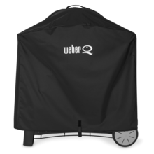 Weber Ochranný obal Premium, pro Q 3000/2000 se stojanem, Weber 7184