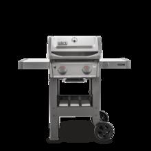 Weber Plynový gril Weber Spirit II S-210 GBS, nerez