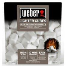 Weber Podpalovač kostky Weber, sada 25 ks