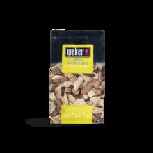Weber Udící lupínky - Jablko, 700 g, Weber 17621