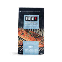 Weber Udící lupínky - Ryby a mořské plody, 700 g, Weber 17665