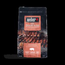 Weber Udící lupínky - Vepřové maso, 700 g, Weber 17664