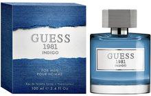 Guess Guess 1981 Indigo For Men toaletní voda Pro muže 100ml