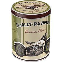 Harley Davidson Plechová dóza - Harley Davidson American Classic