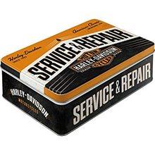 Harley Davidson Plechová dóza - Harley Davidson Service & Repair