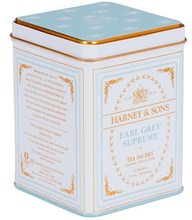 HARNEY & SONS Earl Grey Supreme White Tin CC kolekce - čaj 20ks