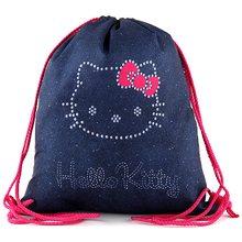 Hello Kitty Sportovní vak Target Hello Kitty, tmavě modrá