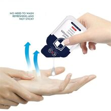 High Life Anti-Covid Antibakteriální Desinfekční gel na ruce jednorázový